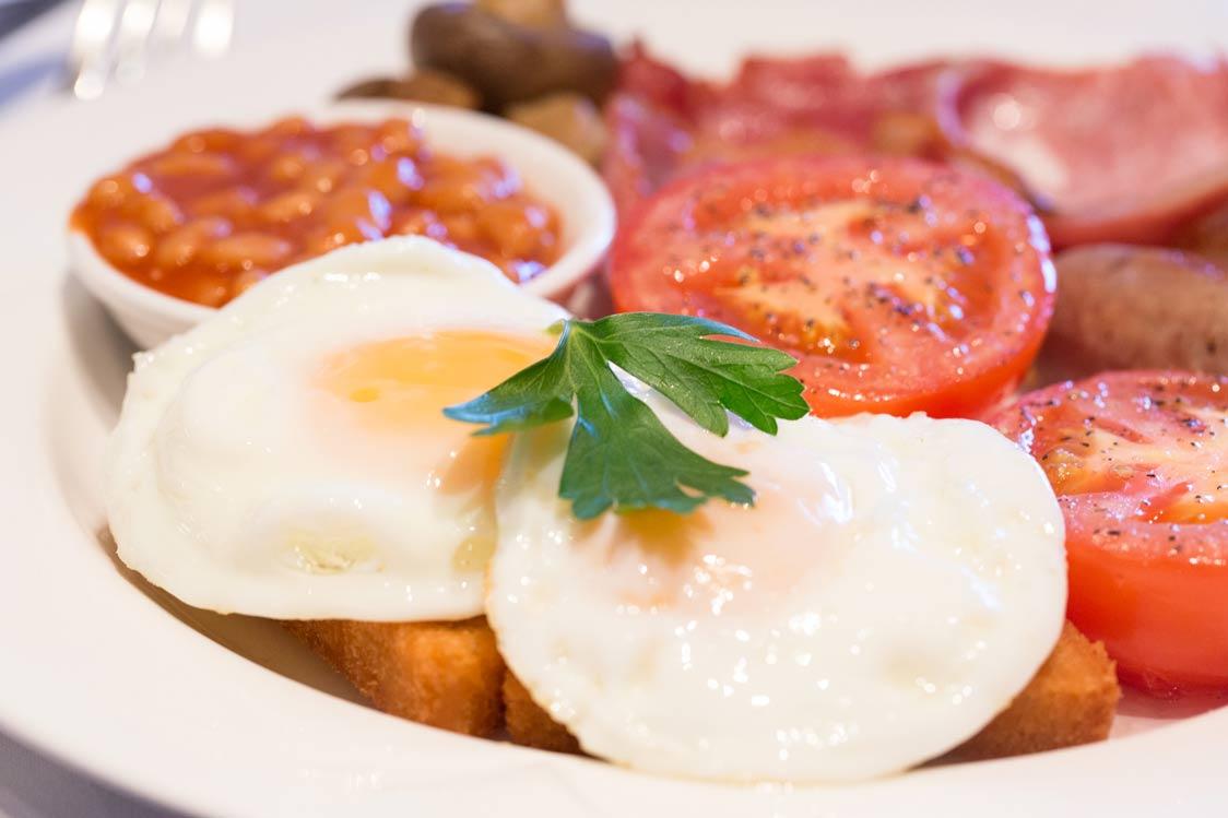 Sofitel Gatwick Hotel Breakfast