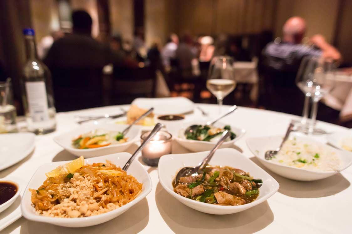 Sofitel Gatwick Orient Restaurant
