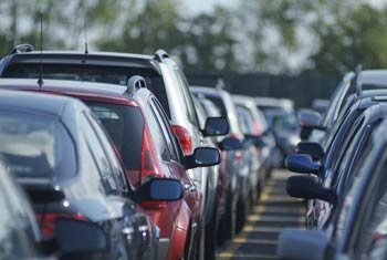 Stansted airport Short Stay parking