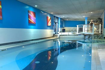 hilton stansted pool