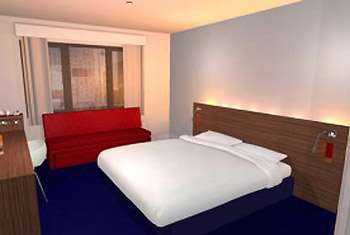 Book the Travelodge east midlands hotel
