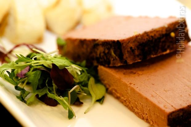Pate at the Gatwick Courtyard by Marriott