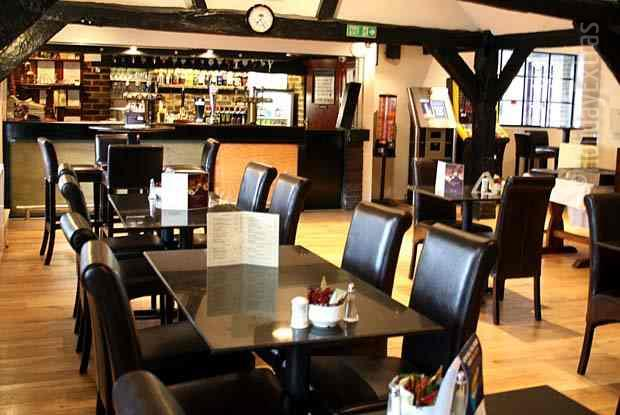Gatwick Days Hotel Watershed restaurant