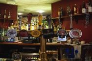 A selection of beers at the Gatwick Effingham Park