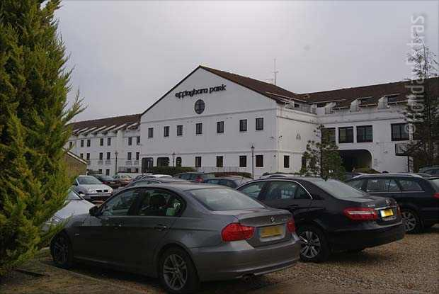 Exterior of the Effingham Park Gatwick