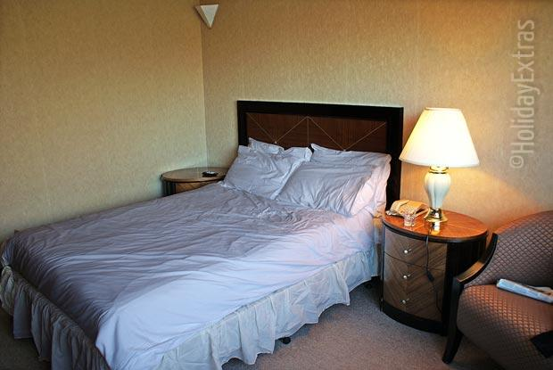 Gatwick Europa double beds