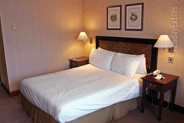 Gatwick Europa double room
