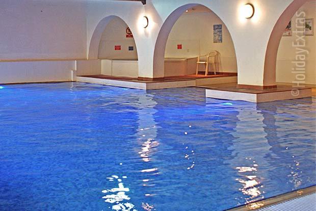 Gatwick Europa pool