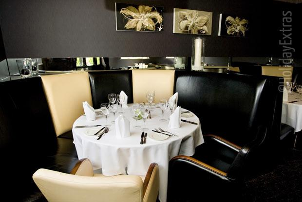 The Gatwick Felbridge has one several awards for its fine dining restaurants