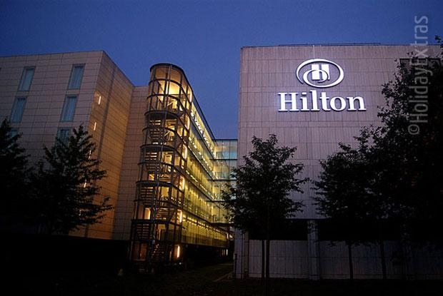 Hilton Hotel Gatwick South Terminal With Parking