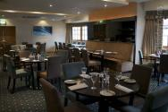 Chequers Restaurant at the Gatwick Menzies