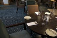 Restaurant at the Gatwick Menzies Chequers