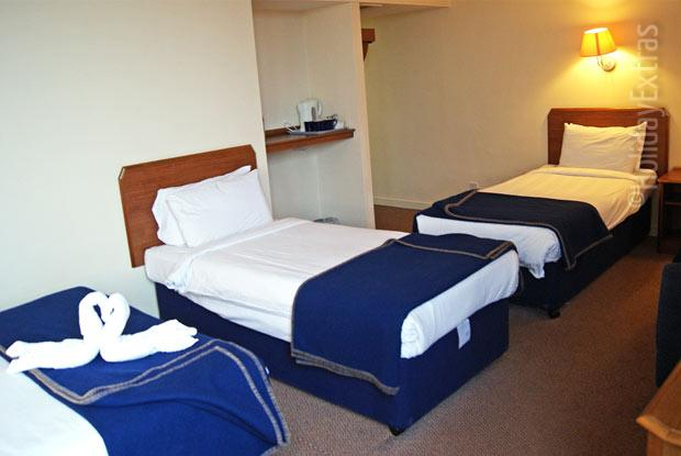 Gatwick Moat House single room