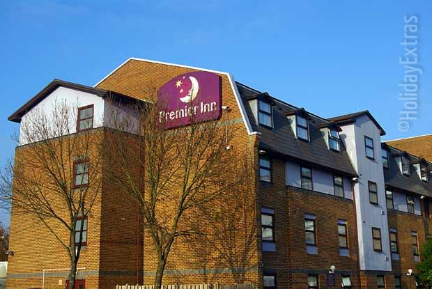 The Premier Inn Gatwick A23 Airport Way