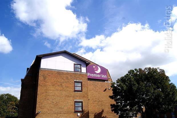 The Premier Inn A23 Airport Way is a modern building purpose designed to be comfortable