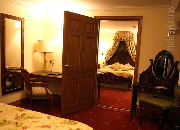 Each room at the Gatwick Stanhill Court rooms has its own style