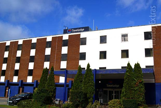 The Gatwick Travelodge