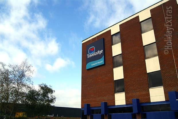 The Travelodge Gatwick is purpose built for your comfort