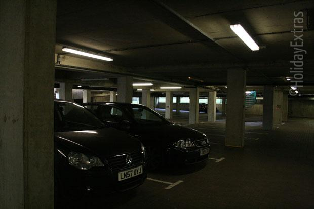 Parking at the Holiday Inn Slough Windsor