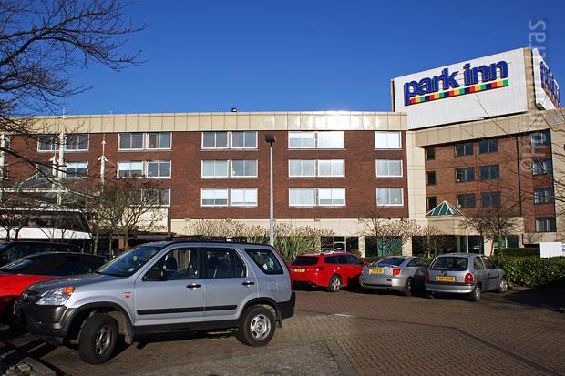 Parking at the Park Inn Heathrow