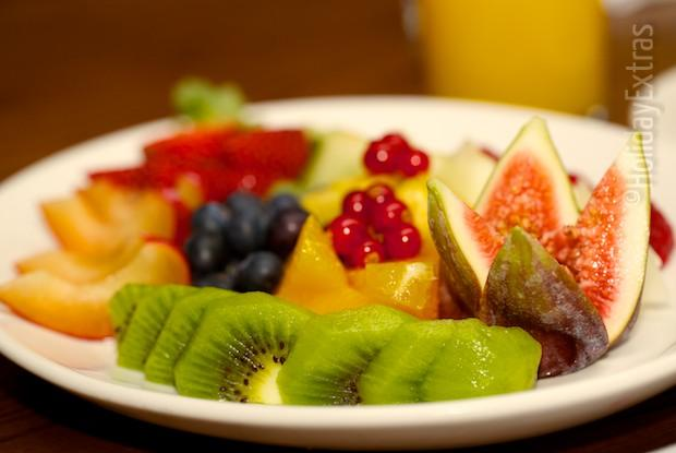 A healthy start at the Sheraton Heathrow