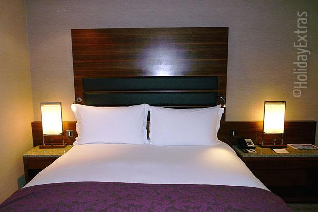 Sofitel Heathrow superior room