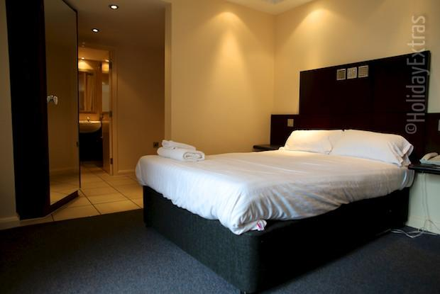 A double at the Mercure Leeds Parkway hotel