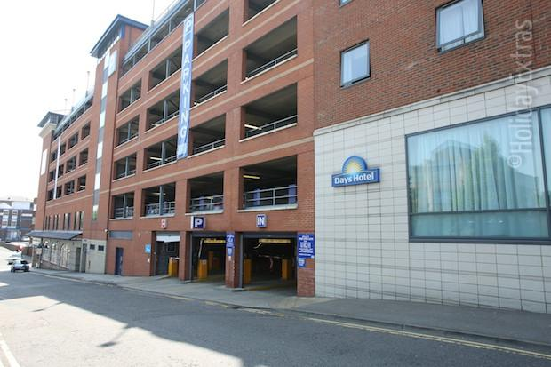 Cheap Airport Parking And Hotel Luton
