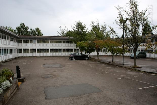 Altrincham Lodge car park