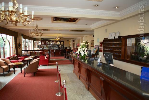 Britannia Stockport Hotel bar
