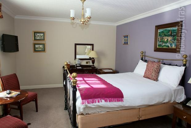 Etrop Grange Hotel double room