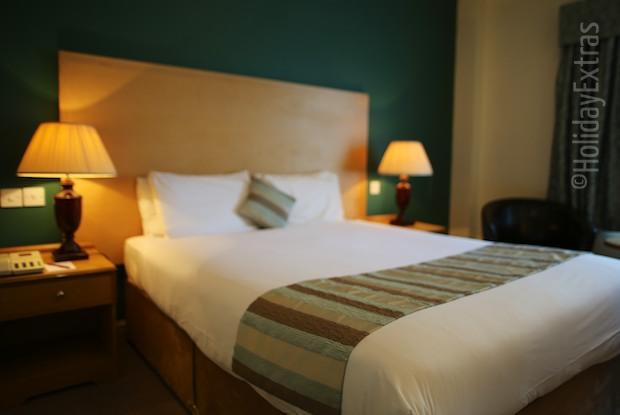 Mercure Bowdon double room
