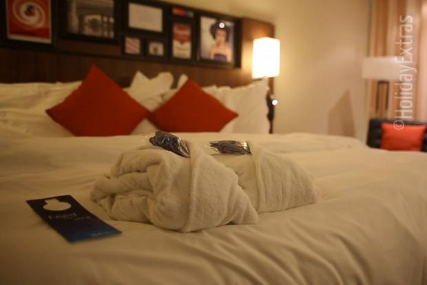 Comfort at the Radisson Blu