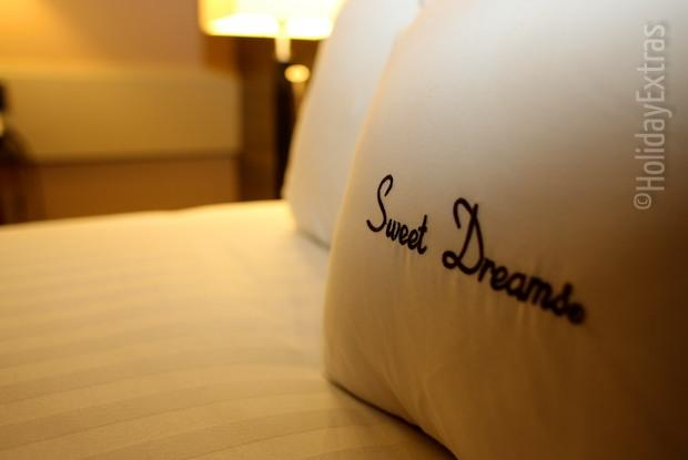 Sweet dreams at the Doubletree by Hilton