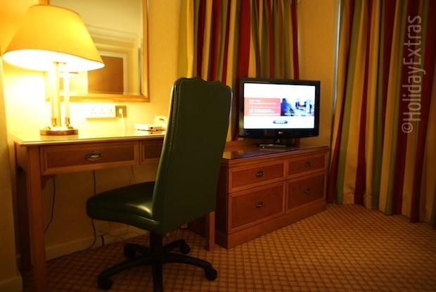 Relax in your room at the Marriott Gosforth Park
