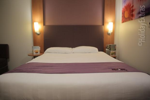 Premier Inn double room