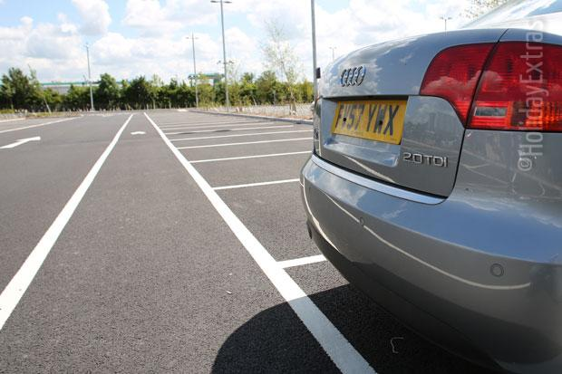 Stansted Official Long Stay Car Park