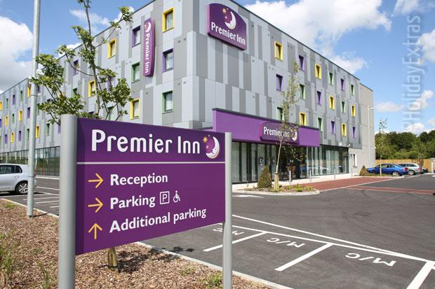 Hotels With Holiday Parking Near Leeds Bradford Airport