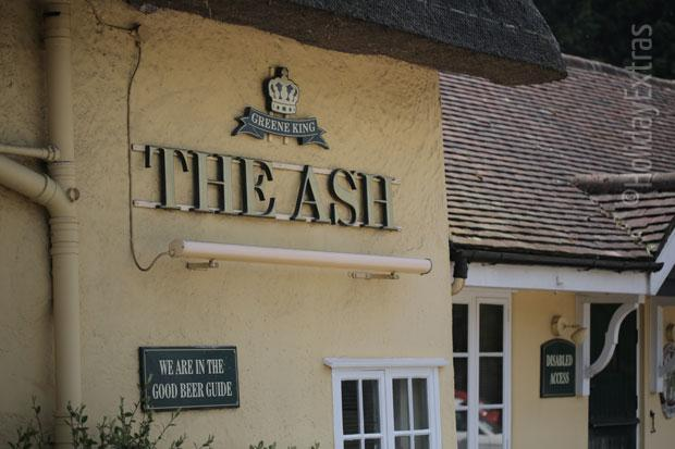 The Ash pub at the Warmans Barn