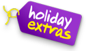 airport parking & airport hotels with Holiday Extras