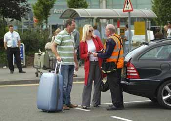 Gatwick Airport Staff Car Park H