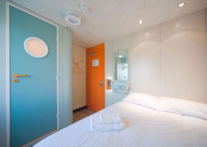 A room at the easyHotel Heathrow