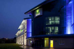 The Holiday Inn Express Southampton M27 junction 7