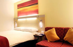 Book cheap hotels at Stansted airport