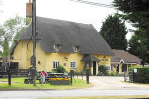 Stansted airport Warmans Barn House hotel