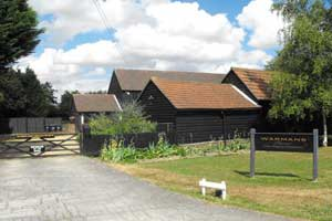The Warmans Barn Stansted