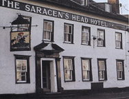 Stansted Saracen's Head Hotel