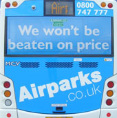 Airparks bus
