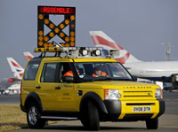 Heathrow Airside Operations Unit