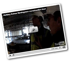 Holiday Extras construction video